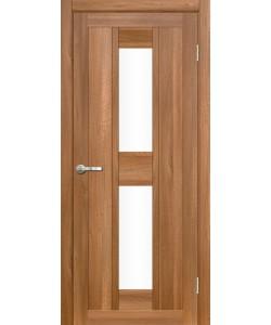 Межкомнатная дверь Лигурия 1 Вельвет орех