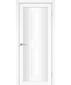 Межкомнатная дверь Лигурия 2 Велюр белый