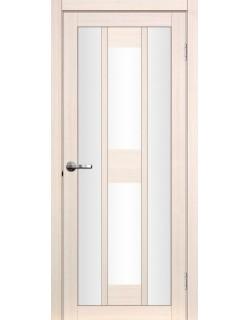 Межкомнатная дверь Лигурия 2 Велюр капучино