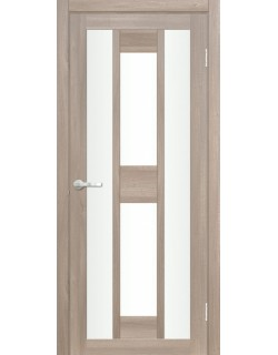 Межкомнатная дверь Лигурия 2 Велюр серый