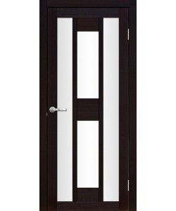 Межкомнатная дверь Лигурия 2 Велюр шоко