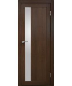 Межкомнатная дверь Марке 1 Дуб темный