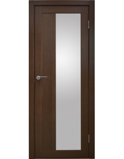 Межкомнатная дверь Марке 2 Дуб темный