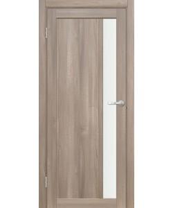 Межкомнатная дверь Марке 1 Велюр серый