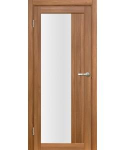 Межкомнатная дверь Марке 2 Вельвет орех