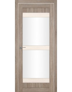 Дверь межкомнатная Марокко 2 велюр серый
