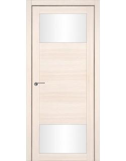 Дверь межкомнатная Тунис 2 велюр капучино