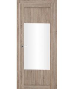 Дверь межкомнатная Тунис 3 велюр серый