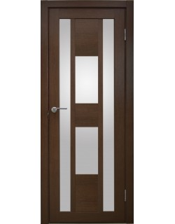 Межкомнатная дверь Молизе 2 Дуб темный