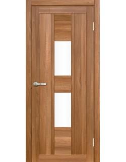 Межкомнатная дверь Молизе 1 Вельвет орех
