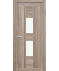 Межкомнатная дверь Молизе 1 Велюр серый