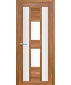 Межкомнатная дверь Молизе 2 Вельвет орех