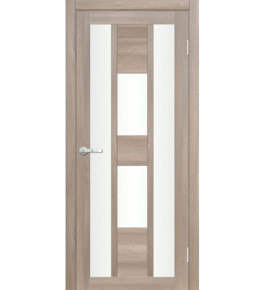 Межкомнатная дверь Молизе 2 Велюр серый