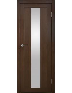 Межкомнатная дверь Сардиния 2 Дуб темный