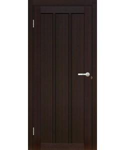 Межкомнатная дверь Сардиния 1 Велюр шоко