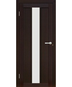 Межкомнатная дверь Сардиния 2 Велюр шоко