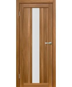 Межкомнатная дверь Сардиния 2 Вельвет орех