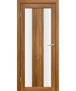Межкомнатная дверь Сардиния 3 Вельвет орех