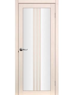 Межкомнатная дверь Сицилия 2 Велюр капучино