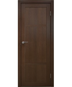 Межкомнатная дверь Тоскана 1 Дуб темный