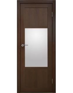 Межкомнатная дверь Тоскана 3 Дуб темный