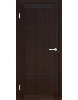 Межкомнатная дверь Тоскана 1 Велюр шоко