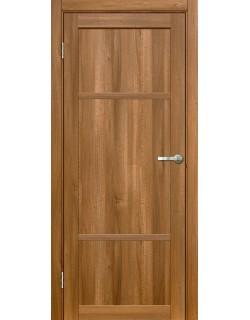 Межкомнатная дверь Тоскана 1 Вельвет орех