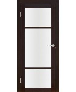 Межкомнатная дверь Тоскана 2 Велюр шоко