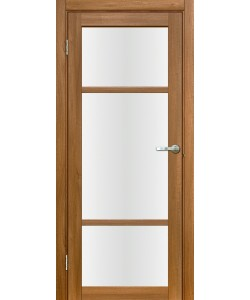 Межкомнатная дверь Тоскана 2 Вельвет орех