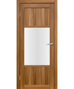 Межкомнатная дверь Тоскана 3 Вельвет орех