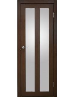 Дверь межкомнатная Венето 2 дуб темный