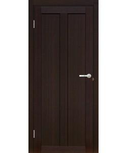 Дверь межкомнатная Венето 1 велюр шоко