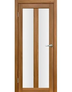 Дверь межкомнатная Венето 2 вельвет орех