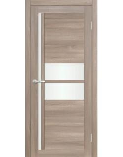 Дверь межкомнатная Венеция 1 велюр серый