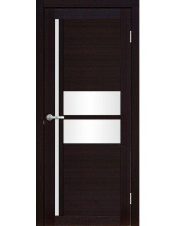 Дверь межкомнатная Венеция 1 велюр шоко