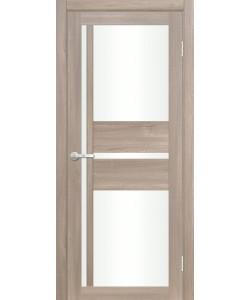 Дверь межкомнатная Венеция 2 велюр серый