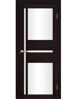 Дверь межкомнатная Венеция 2 велюр шоко