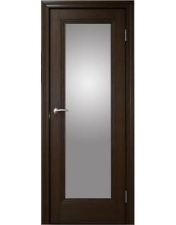 Межкомнатная дверь 1 V Дуб темный