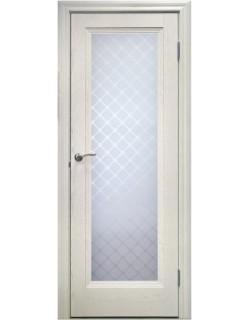 Межкомнатная дверь 1 V Туркуаз Ясень