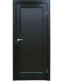 Межкомнатная дверь 1 Р Вельвет шоко