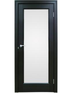 Межкомнатная дверь 1 V Вельвет шоко