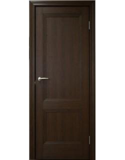Межкомнатная дверь 2 P Дуб темный