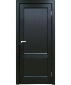 Межкомнатная дверь 2 P Вельвет шоко
