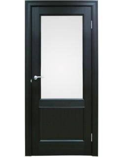 Межкомнатная дверь 2 V Туркуаз Велюр шоко