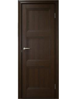 Межкомнатная дверь 3 Р Дуб темный