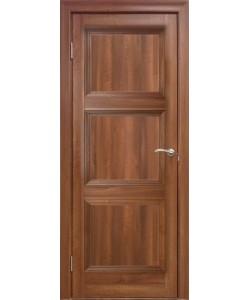 Межкомнатная дверь 3 Р Вельвет орех