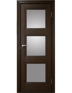 Межкомнатная дверь 3 V Дуб темный