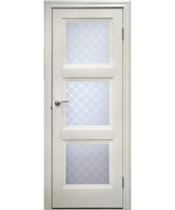 Межкомнатная дверь 3 V Туркуаз Ясень
