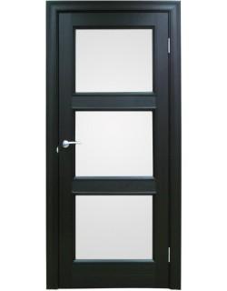Межкомнатная дверь 3 V Велюр шоко