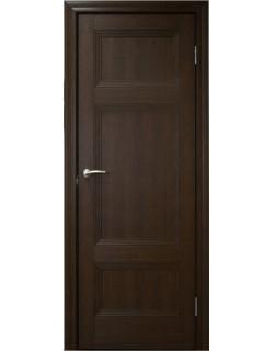 Межкомнатная дверь 4 Р Дуб темный